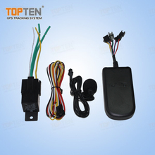 Popular and free car gps tracker GT08 simple installation