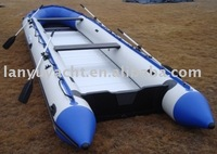 inflatable pvc rubber sport boat
