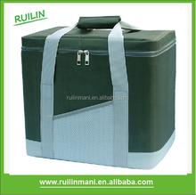 Aluminum Cooler Bag Thermal Bag In Solid Color