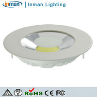 2014 TOP New Style High Lumen LED cob 15w downlight, LED Ceiling Downlight, Aluminum Recessed Down Light
