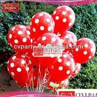 Cheap promotional advertising cheap party ballon suppliers qualatex balloons