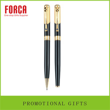 high quality luxury gold fountain pen Promotional new metal gift pen metal copper pen