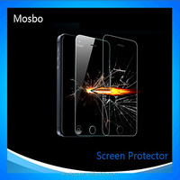 Anit Shock Screen Film Tempered Glass Screen Protector For iPhone 5/ 5S/ 5C