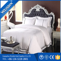 Luxury wedding fitted sheet twin bedding set