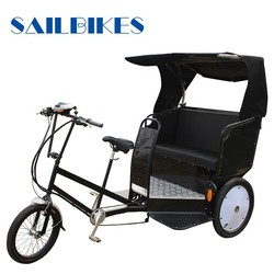 cargo electrical rickshaw for passenger