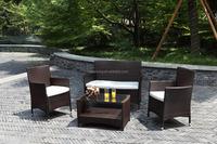 popular in UK ourdoor furniture HB41.9090 hotel garden sofa chair set