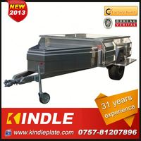 Kindle Professional Custom travel trailers for motorcycles Manufacturer with 31 Years Experience from Guangdong