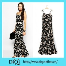 2015 new fashion chiffon maxi dresses cheap wholesale plus size long maxi dress