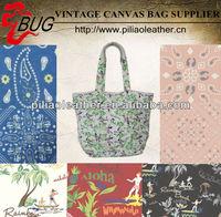 2014Latest custom Hawaii print Beach Bag