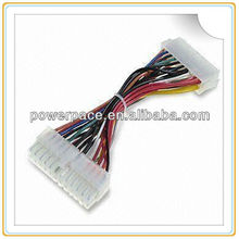 Wire Harnesses with ATX 20 Pin Female to 24 Pin Male