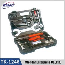 34pcs professional bicycle repairing kit / bike tool