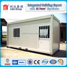 High class movable container house