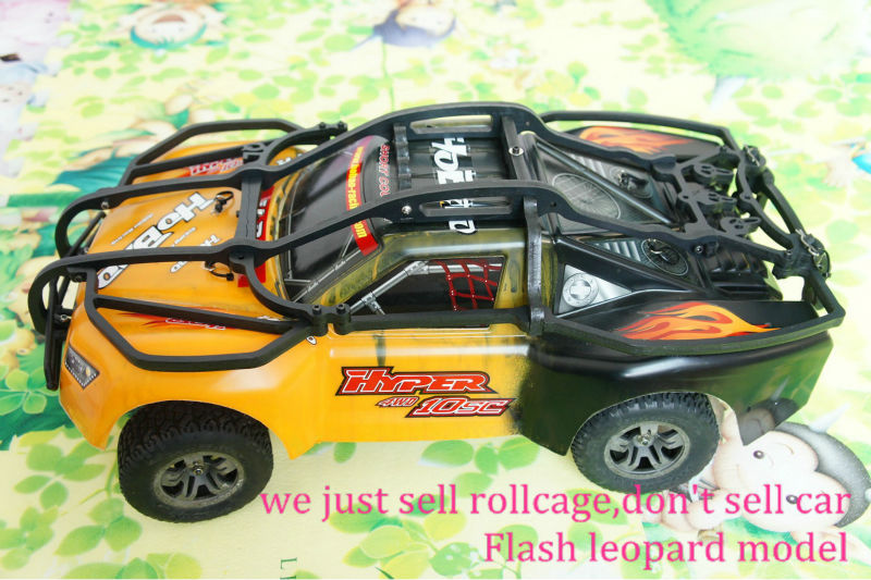 rc car Remote control car roll cage RC accessories Protective cover Imported nylon production For Hobao 10SC