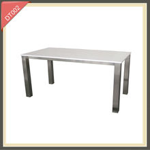 stainless steel restaurant modern pictures of glass dining table