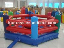 Inflatable boxing ring sport