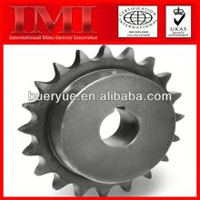 Pitch 6.35mm Low Noise Long Working Life Stock Bore dirt bike/motorcycle/motorbike/street bike or scooter chain sprocket