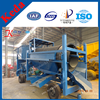 Working Capacity 100-200Tph Gold Ore Gravity Separation Device
