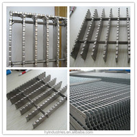 Swaged Aminium Sections Aluminum Gratings Hot Sale