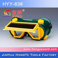 Cutting And Welding PVC Goggles For Free Samples HYD-638