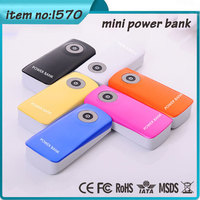 2015 new products portable power bank for gionee mobile phone power bank 5600