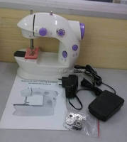 mini household sewing machine includes thread cutter FHSM-202