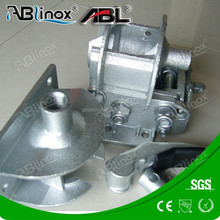 shell mold casting part High-speed Train Parts