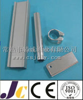 aluminum profile rail for docoration or windows from 10 year manufacturer