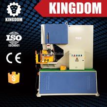 Kingdom hydraulic metal hole punch