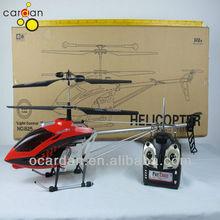 Nuevo helicóptero! Tamaño grande 3.5 ch grande del rc helicóptero con el girocompás
