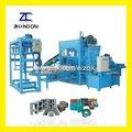 manual de carro AUTO hidráulico máquina de bloques ZCJK (QTY4-25)