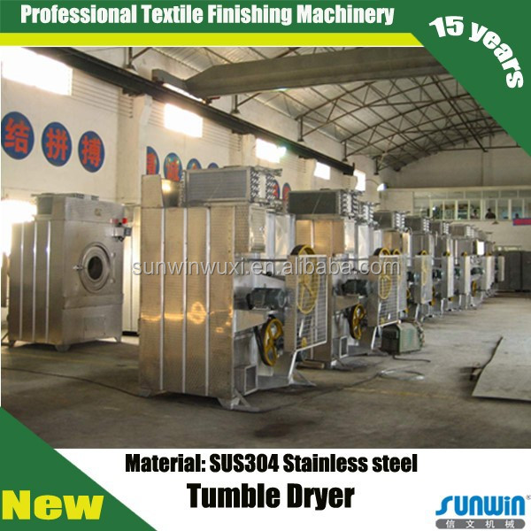 High Production Tumbler Dryer - Buy Industrial Tumbler ...