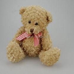 2015 Wholesale Purple Teddy bear plush toy cheap high quality,plush teddy bear