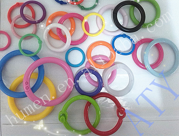 Plastic open ends ring buy