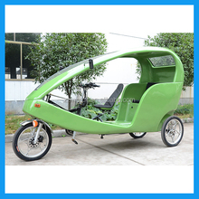 three wheel cycle taxi for passenger