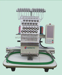 Mini Home Use Computer Controlled Embroidery/Sewing Machine WY1501CS
