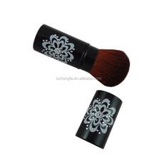 Hot sale Small Power brush Black color makeup brush