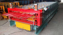 Latest Metal Roof Panel Double Decking Roll Forming Machine China Factory