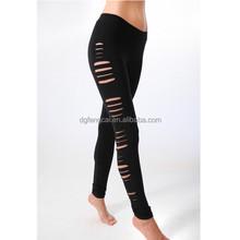 73% polyester 27% spandex customize dri fit soft wholesale women yoga leggings