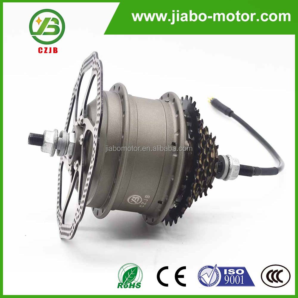 Jb 75a electric bicycle gear reduction hub motor small for Reduction gearbox for electric motor