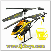 2014 New Product 3.5 CH Basket Helicopter RC Toys For Kids