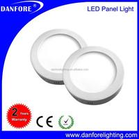 6w 12w 18w 24w LED panel light surface mounted led ceiling light
