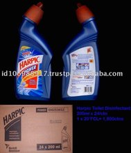 Toilet Disinfectant Cleaner