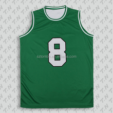 italy green new style basketball jersey