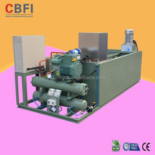 Commercial Used Block Ice Maker for Sale with Coil Evaporator