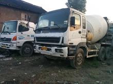JAC used concrete mixer truck isuzu trucks for sale construction machine china supplier