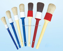 OEM Strong High Quality Small long Handle Painting Brush Round Brush Different Sizes