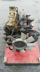 4D84-2B ENGINE ASSY ,CYLINDER BLOCK,CYLINDER HEAD,CRANKSHAFT