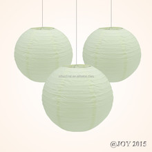 """Beige/Ivory Round Paper Lantern sizes 3""""-36"""" for Baby Shower Wedding Themed Party Shopping Mall Home Garden Decoration"""