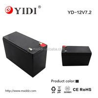 Toy Car Used 12V 7.2Ah Sealed Lead Acid Battery