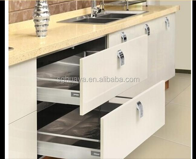 Fibra mueble cocina y mueble cocina mdf para mueble cocina moderna ...